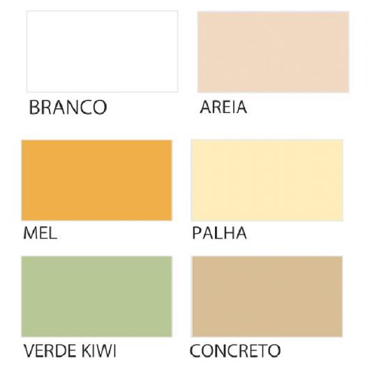 Cores que combinam com a cor palha Foto de Veneto