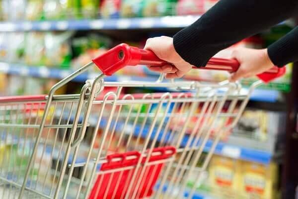 Lista de compras para feiras e supermercados