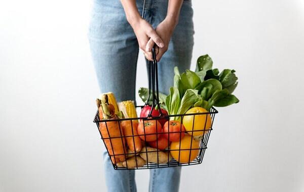 Lista de compras para supermercado
