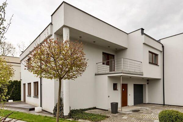Platibanda casa