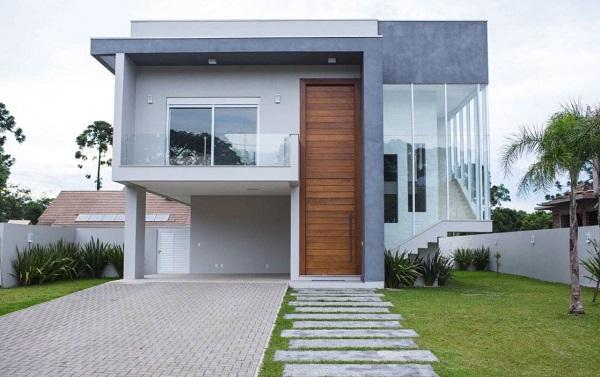 Platibanda residencias
