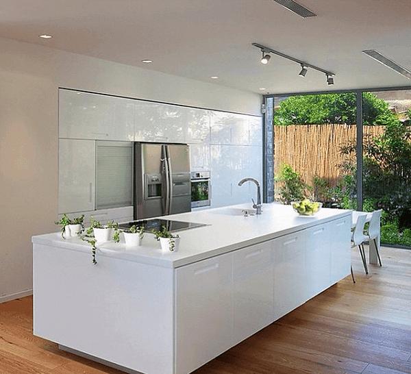 Silestone para cozinha