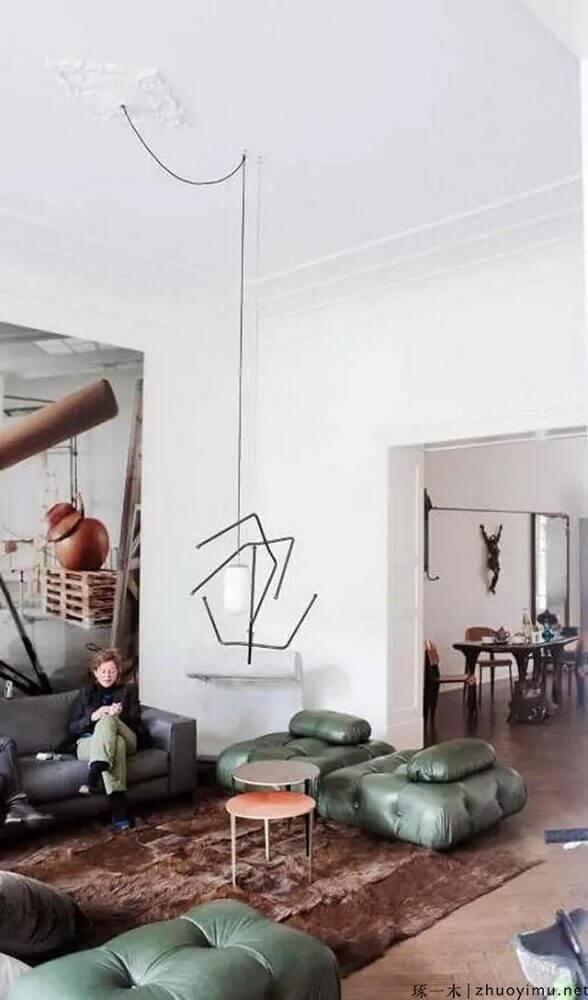 enfeites para sala moderna Foto iFuun