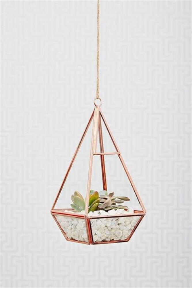 hanger rose gold Foto Laura Wolff