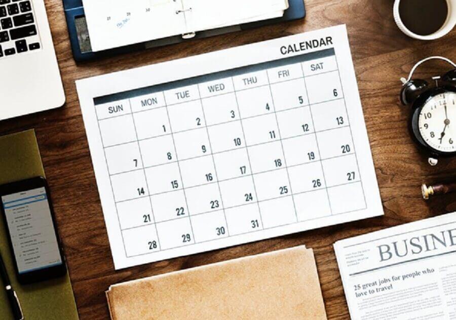 planeje suas férias com antecedência