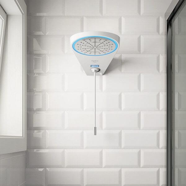 Chuveiros modernos ducha digital safira bivolt