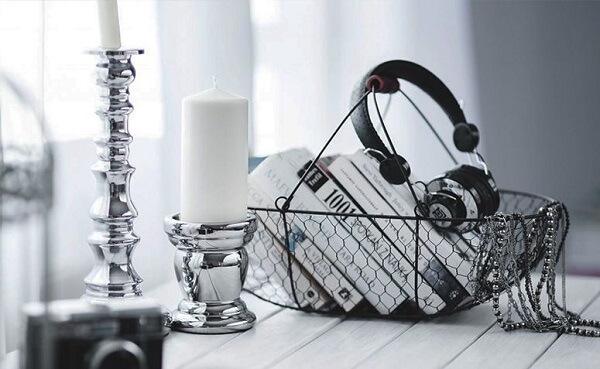 Como limpar prata com produtos baratos