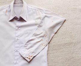 Como tirar mancha de roupa com gordura