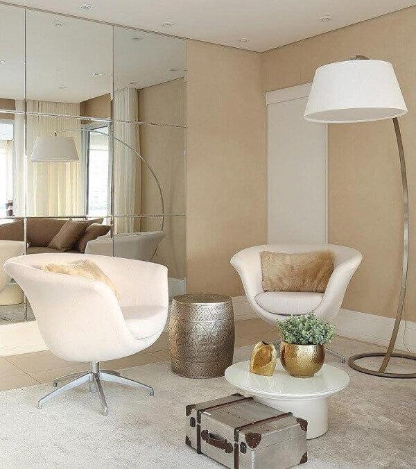 Cor palha na decoração Tua casa
