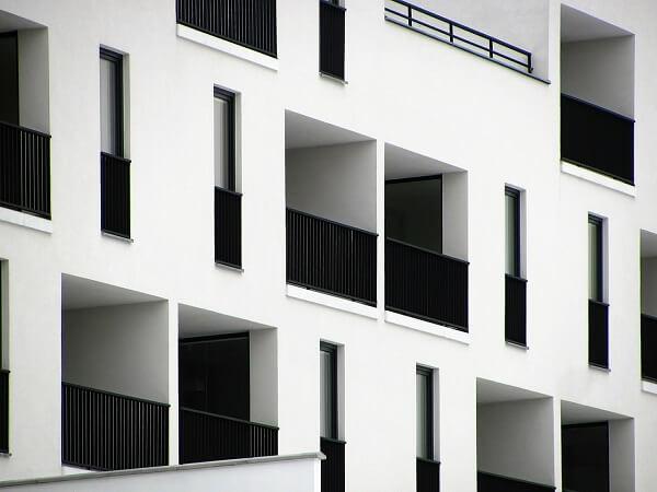 Design de interiores - Varandas em prédios