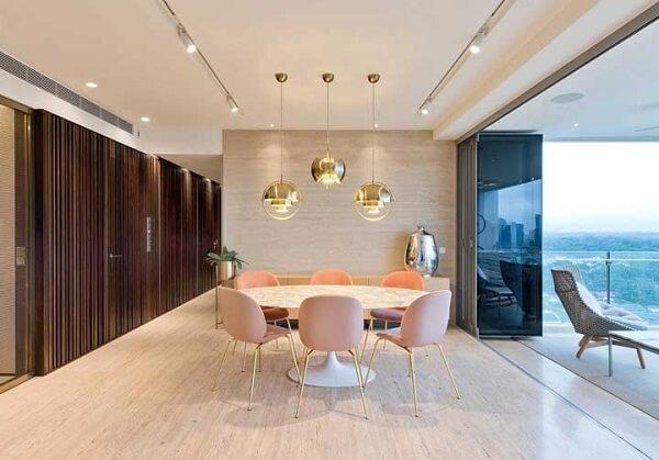 Teto de gesso sala de estar