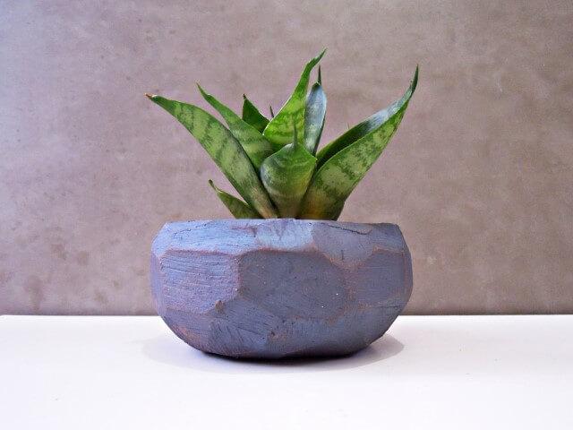 Vasos de cerâmica com formato diferente Foto de Ceramicaria