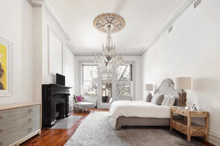 decoração clássica quarto emma stone