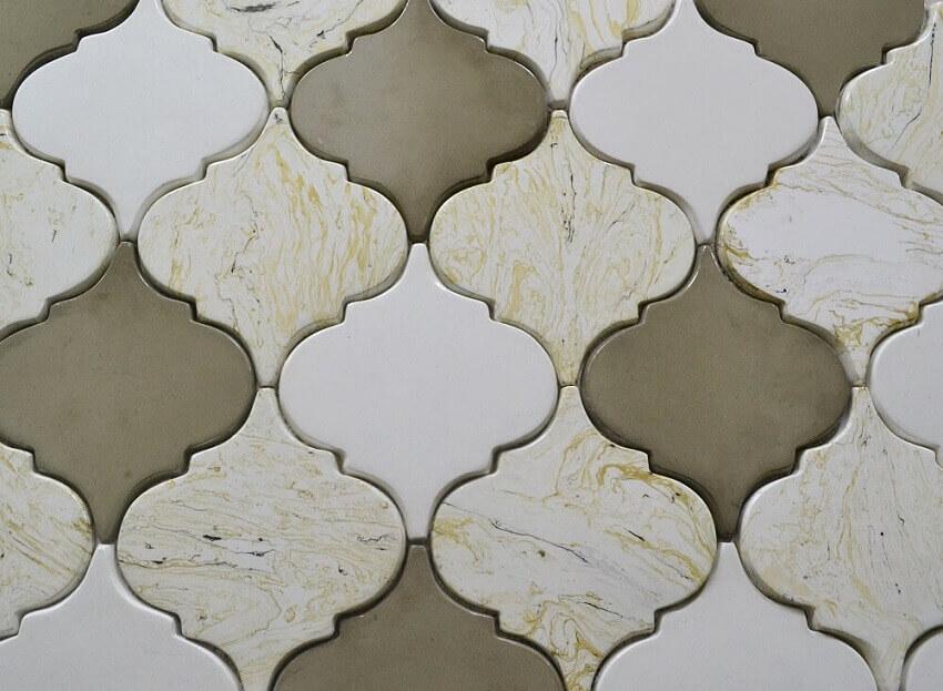 modelo de placas de revestimento 3d - colecao zellige - foto admirato