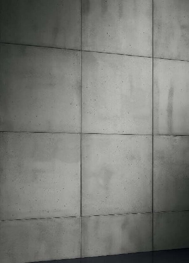 revestimento cimenticio 3d - coleção admirato