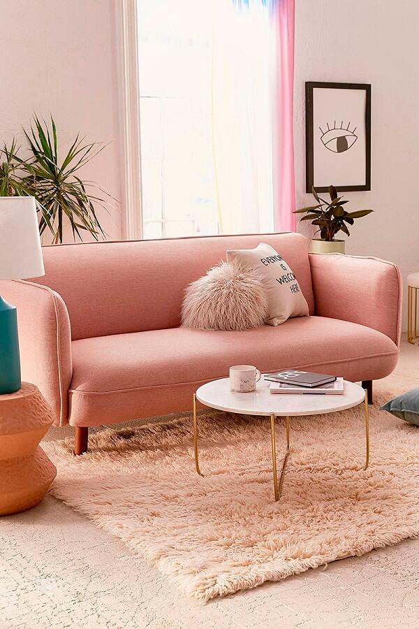Almofadas decorativas para sala de estar