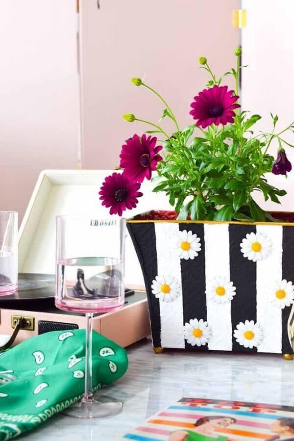 Flores do campo com gerberas para cultivar em casa