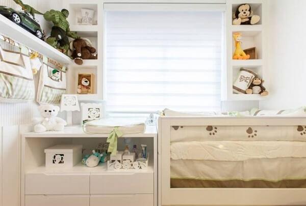 Persianas para quarto de criança