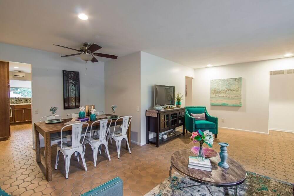 decoração shabby chic para apartamento alugado