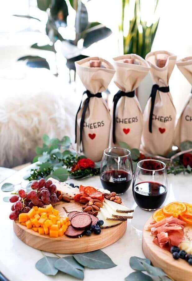 mesa de frios veja 73 modelos para decorar a sua festa rh vivadecora com br