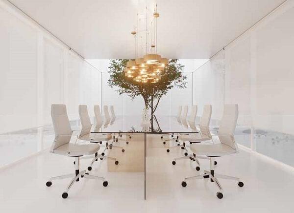 porcelanato líquido para escritório