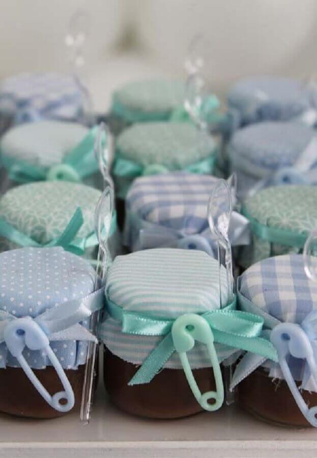 potinhos de doce personalizado para lembrancinha de chá de bebê Foto Nowayer (1)