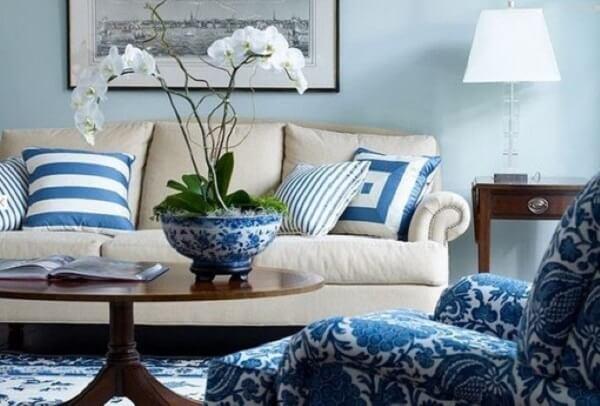 As orquídeas são plantas para sala que combinam com qualquer estilo de decoração