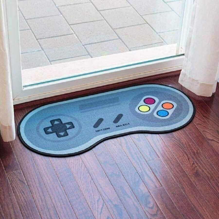 capachos divertidos em formato de controle de videogame Foto OhGizmo!