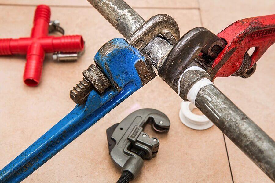 ferramentas para encanador