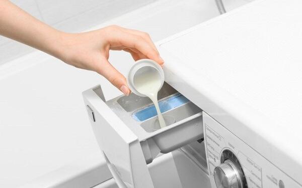 Amaciante caseiro para máquina de lavar