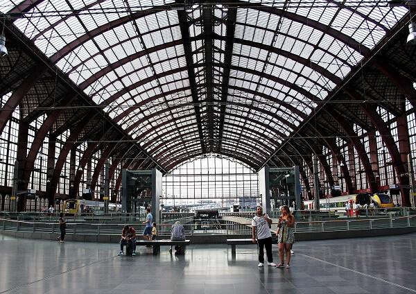 Arquitetura em estrutura de ferro