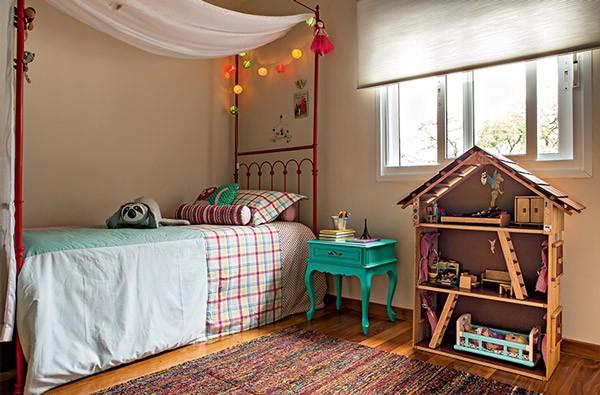 Decoração vintage para quarto infantil