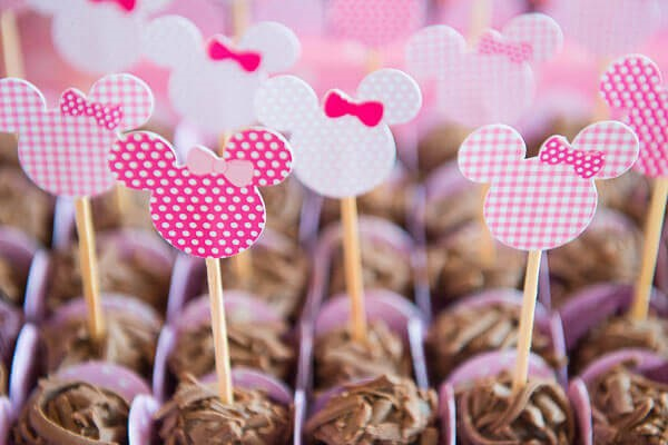 Details that make all the difference at Minnie's party