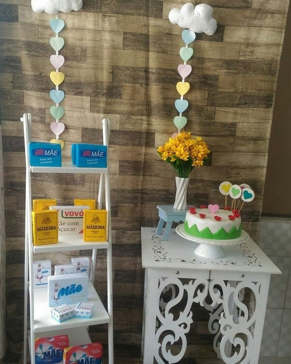 Creative decorations that make all the difference in Mother's Day decoration