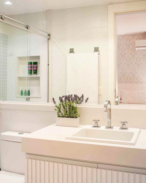Plantas para banheiro Lavanda