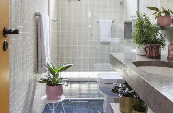 Plantas para banheiro decorado