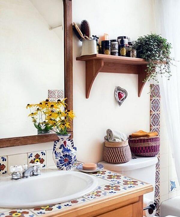 Plantas para banheiro estiloso
