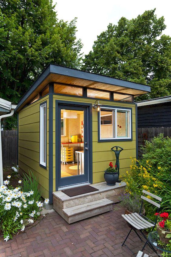 Casas feitas com container modernas - Foto: Pinterest