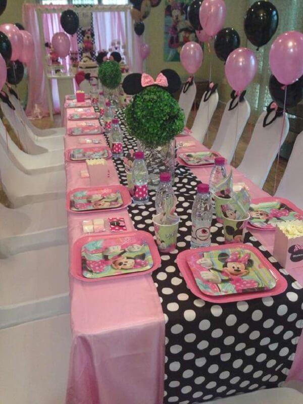 Reserve um espaço especial para as crianças degustarem as delicias da festa