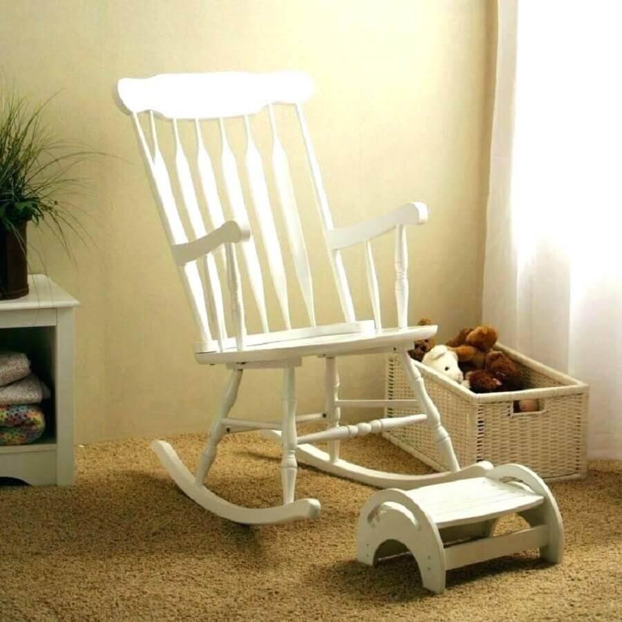 modelo de cadeira de balanço antiga Foto Thesrch