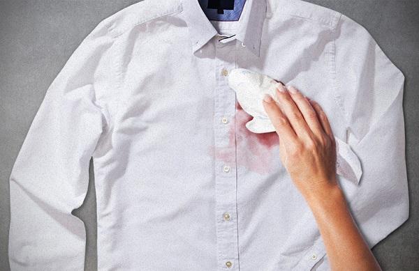 Como tirar mancha de vinho de roupa branca Consul