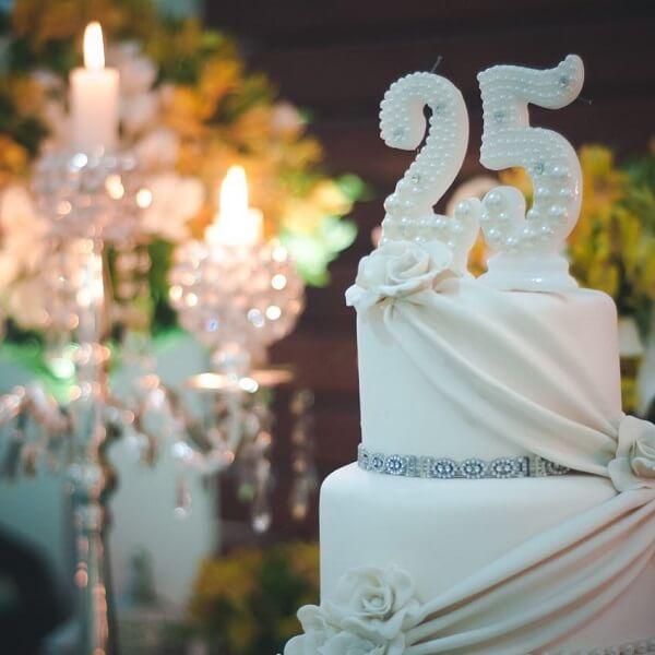 Bodas De Prata 62 Ideias Para Comemorar 25 Anos De União