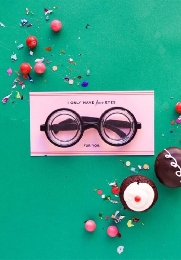 Cartões criativos despertam sorrisos no dia dos namorados. Fonte: Pinterest