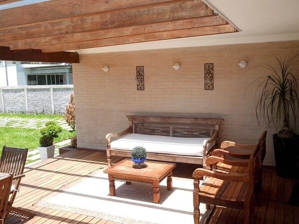 Casa com tijolo ecológica pode receber todos os tipos de revestimentos