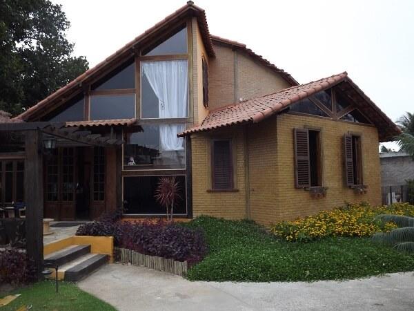 Casa com tijolo ecológico diminui o tempo de construção