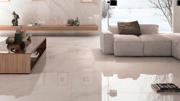 Como limpar porcelanato polido