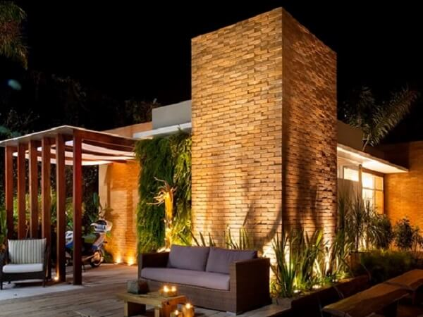 Construção de casa com tijolo ecológico é rápida
