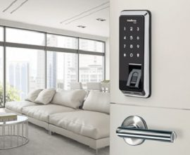 Fechadura Digital para residencias