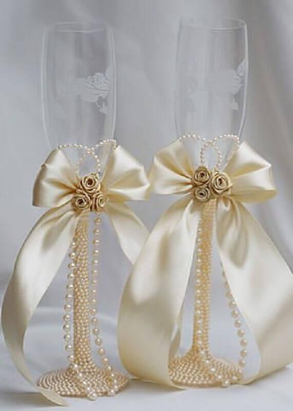 taças personalizadas para bodas de pérola Foto Blog La Pequetita
