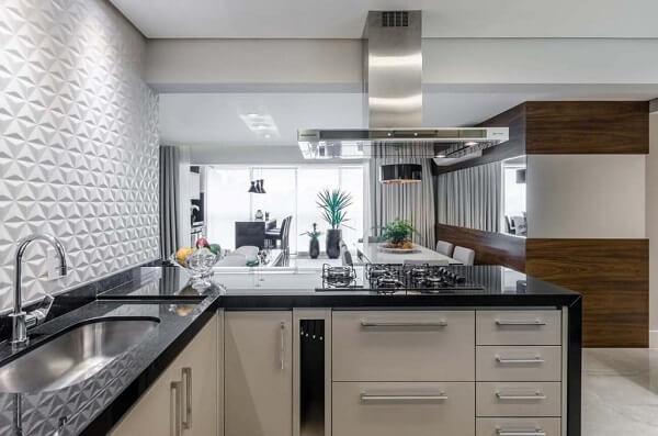 cozinha em l pode fazer toda a diferença em um ambiente integrado